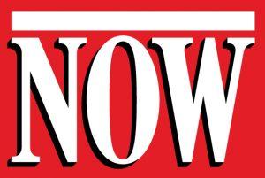 Now Toronto Logo